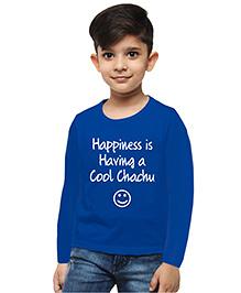 M'andy Cool Chachu Boys T-Shirt - Blue
