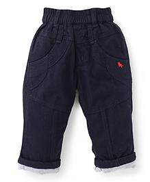 Jash Kids Full Length Pull On Pants - Blue