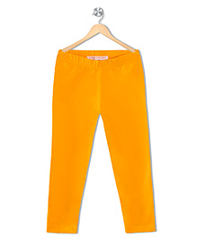 Raine & Jaine Girls Leggings - Yellow