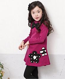 Cherubbaby Autumn Dress - Pink