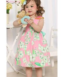 Cherubbaby Ice Candy Dress - Pink