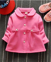 Tickles 4 U Full Sleeves Jacket - Pink