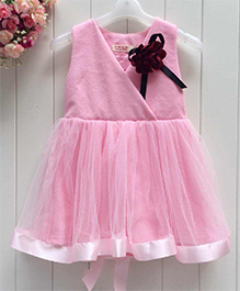 Tickles 4 U Party Dress - Pink