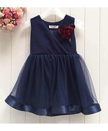 Tickles 4 U Party Dress - Blue