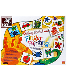 Toy Kraft - Getting Started With Finger Painting