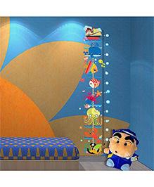 Syga Underwater World Wall Sticker - Multicolor