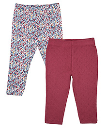 Mothercare Full Length Leggings - Multicolor