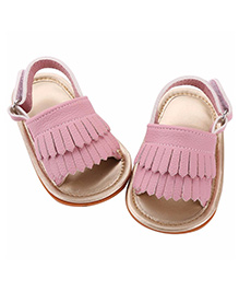 Akinos Kids Trendy Sandals - Pink