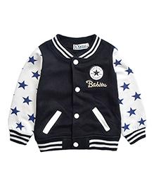Pre Order - Lil Mantra Blouson Jacket - Blue