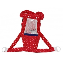 Farlin Baby Cuddler 2 Way Hold - Red