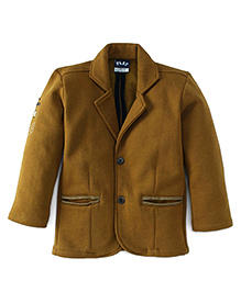 Play by Little Kangaroos Blazer Jackets - Brown