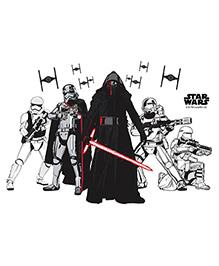 Orka Team Star Wars Digital Printed Wall Decal - Multicolor - 1087222