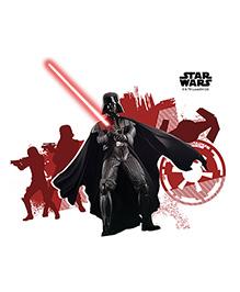 ORKA Darth Vader Digital Printed Wall Decal - MulticolorOrka