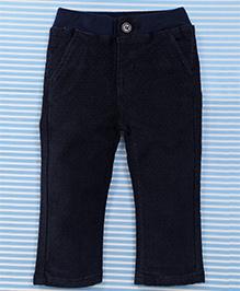 Bambini Kids Girls Pant - Dark Blue