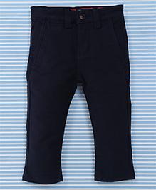 Bambini Kids Stylish Pant - Dark Blue