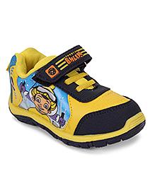 Chhota Bheem Casual Shoes - Blue Yellow