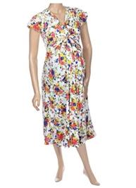 Uzazi - Maternity Wear Evening Dress - Large