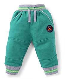 Cucumber Full Length Track Pants - Sea Green
