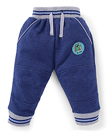 Cucumber Full Length Track Pants - Royal Blue