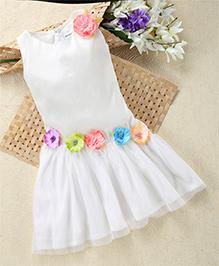 Shu Sam & Smith Magic Fairy Dress - White