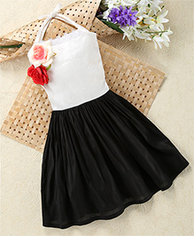 Shu Sam & Smith Regal Rose Dress - Black