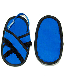 SnugOns Attractive Baby Sandals - Dark Blue