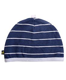 NeedyBee Baby Cap - Dark Blue