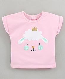Olio Kids Full Sleeves Soild Colour Shirt - White