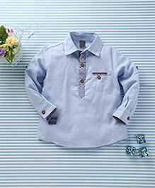 Little Star Classic Shirt - Sky Blue