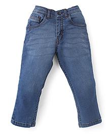 Gini & Jony Full Length Jeans - Blue