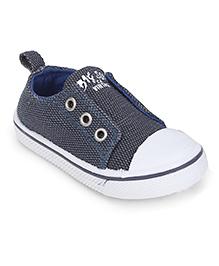 Pumpkin Patch Sports Canvas Shoes - Blue