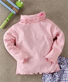 Yiyi Garden Baby T-Shirt - Pink