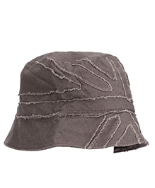 Boutchou Stylish Hat - Grey