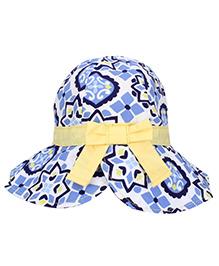 Boutchou Design Printed Cap - Multicolour