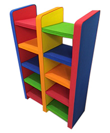 Cutez Shoe Rack - Multicolor