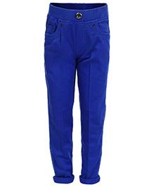 Benext Full Length Trousers - Royal Blue