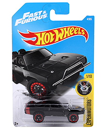 Hot Wheels Experimotors Toy Car (Color And Design May Vary)