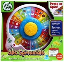 Alpha Zoo Spinner