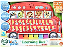 Touch Magic Learning Bus