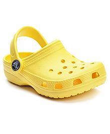 Crocs Classic Clogs - Yellow
