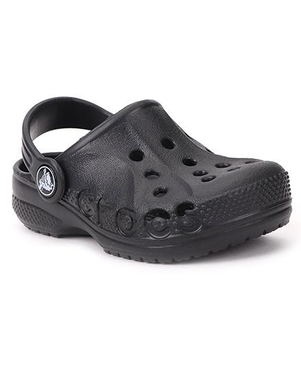 Crocs Baya Clogs - Black