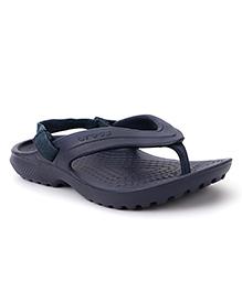 Crocs Classic Flip Flops - Navy Blue