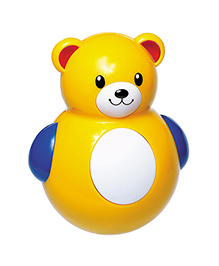 Tolo Roly Poly Bear - Yellow