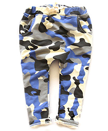 Pre Order - Lil Mantra Camouflage Pant - Multicolour