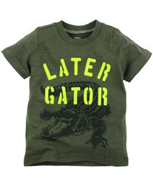 Carter's Later Gator tee