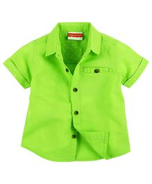 Fisher Price Apparel Half Sleeve Shirt - Green