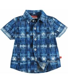 Fisher Price Apparel Half Sleeve Shirt - Blue