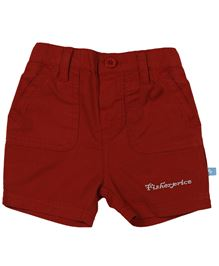 Fisher Price Apparel Shorts - Red