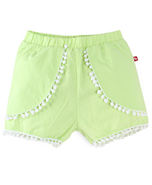 Fisher Price Apparel Shorts - Light Green