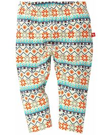 Fisher Price Printed Leggings - Multi Colour